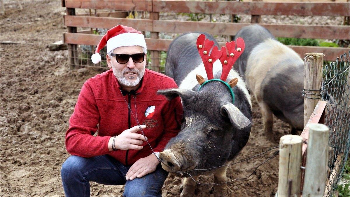 Io e Ciro Natale 2020
