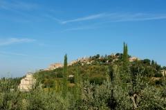 Montepulciano e San Biagio